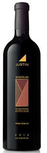 Justin Vineyard Isosceles 2013 750ml